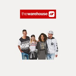 The Warehouse catalogue ( 4 days left )
