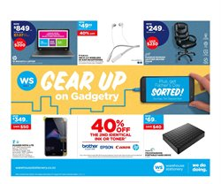 Offers from Warehouse Stationery in the Putaruru special