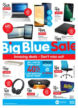 Offers from Warehouse Stationery in the Auckland special
