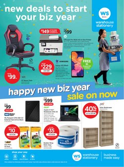 Warehouse Stationery catalogue ( 2 days left )