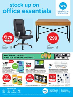 Warehouse Stationery catalogue ( 14 days left )