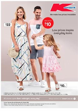 Offers from Kmart in the Putaruru special