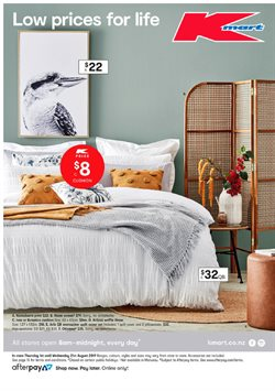 Offers from Kmart in the Auckland special