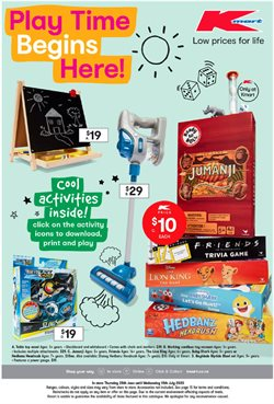 Kmart catalogue ( 8 days left)