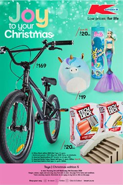 Kmart catalogue ( 1 day ago )