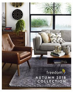 Offers from Freedom Furniture in the Rolleston special
