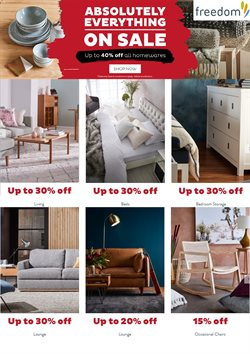 Freedom Furniture catalogue ( Expired )