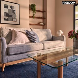 Freedom Furniture catalogue ( 7 days left)