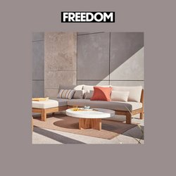 Homeware & Furniture offers in the Freedom Furniture catalogue ( 16 days left)