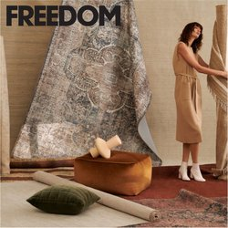 Freedom Furniture offers in the Freedom Furniture catalogue ( More than a month)