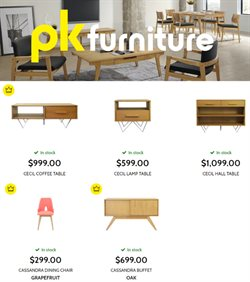 Furniture Now catalogue ( Expired )