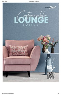 Furniture Now catalogue ( More than a month)