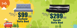 Offers from PK Furniture in the Auckland special