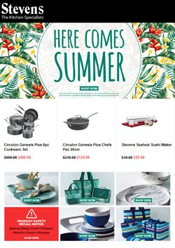 Homeware & Furniture offers in the Stevens catalogue in Carterton
