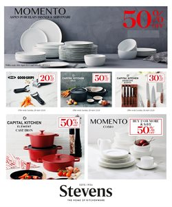Offers from Stevens in the Auckland special