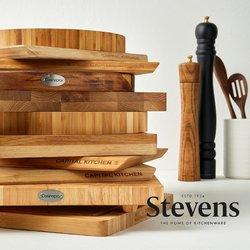 Stevens catalogue ( 8 days left )