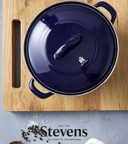 Homeware & Furniture offers in the Stevens catalogue ( Expires tomorrow)