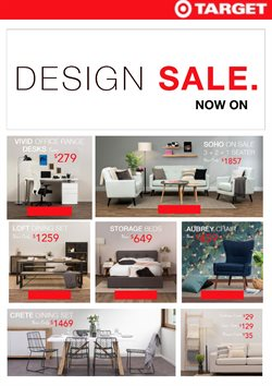 Homeware & Furniture offers in the Target catalogue in Auckland