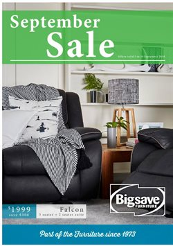 Offers from Big Save in the Whangarei special