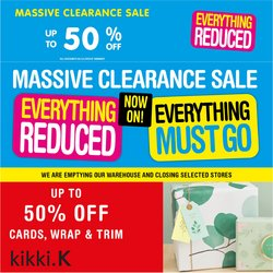Babies, Kids & Toys offers in the kikki.K catalogue ( 2 days left)
