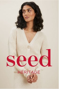 Seed Heritage offers in the Seed Heritage catalogue ( 18 days left)