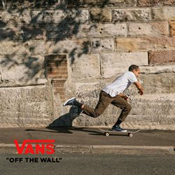 Vans catalogue ( More than a month )