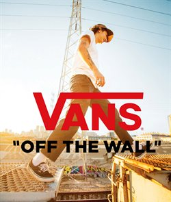 Vans catalogue ( 2 days left )