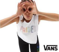 Vans offers in the Vans catalogue ( 25 days left)