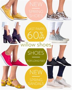 Willow Shoes catalogue ( 21 days left )