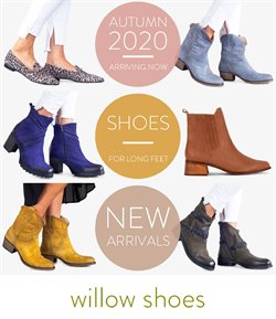 Willow Shoes catalogue ( More than a month )