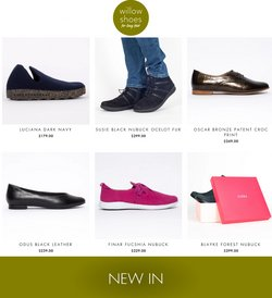 Willow Shoes catalogue ( 1 day ago )
