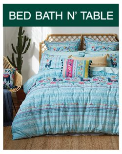 Homeware & Furniture offers in the Bed Bath N' Table catalogue in Rotorua