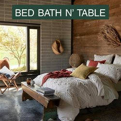 Bed Bath N' Table catalogue ( More than a month )