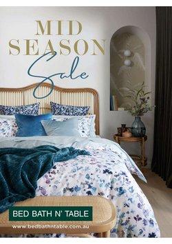 Bed Bath N' Table catalogue ( 3 days left )