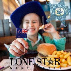 Lone Star catalogue ( 8 days left )