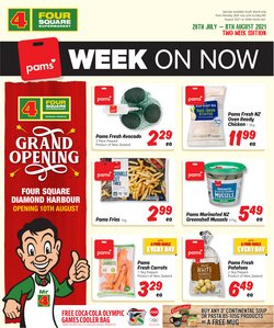 Supermarkets offers in the Four Square catalogue ( 3 days left)