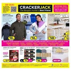 Cracker Jack offers in the Cracker Jack catalogue ( 7 days left)