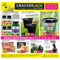 Cracker Jack offers in the Cracker Jack catalogue ( 10 days left)