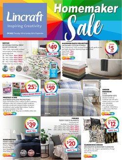 Babies, Kids & Toys offers in the Lincraft catalogue ( 5 days left)