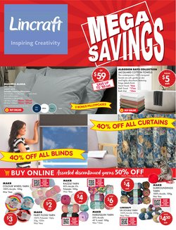 Babies, Kids & Toys offers in the Lincraft catalogue ( 9 days left)