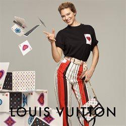Louis Vuitton catalogue ( More than a month )
