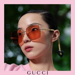 Gucci offers in the Gucci catalogue ( 22 days left)