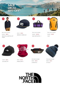North Face catalogue ( 2 days left )
