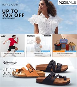 Clothes, Shoes & Accessories offers in the NZSALE catalogue ( Expires today )
