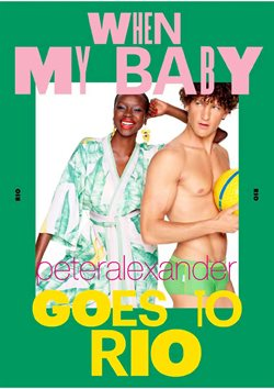 Peter Alexander catalogue ( Expired )
