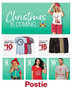 Clothing, shoes & accessories offers in the Postie catalogue in Alexandra