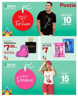 Clothing, shoes & accessories offers in the Postie catalogue in Hokitika