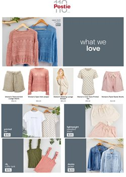 Clothes, Shoes & Accessories offers in the Postie catalogue in Alexandra