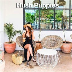 Offers from Hush Puppies in the Auckland special
