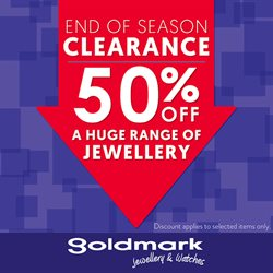 Offers from Goldmark in the Auckland special